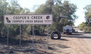 The Legendry Cooper Creek near Windorah