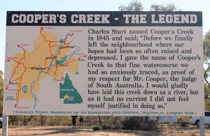 The legnd of the naming of the Cooper