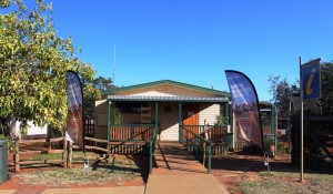 Windorah has a handy information centre