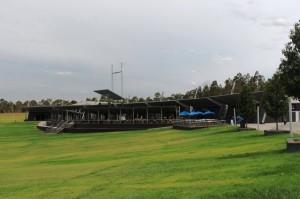 An impressive facility at Pokolbin