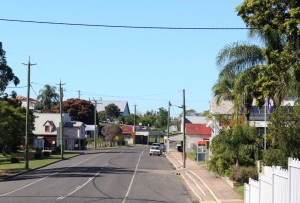 Mount Perry Main Street