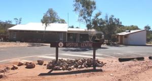 Arltunga Visitor Information Centre