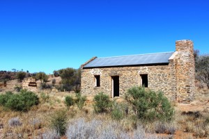 Restored managers residence at Government gold processing facility