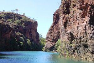 Another view of the gorge