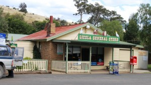 Licola General Store. It has just about everything that a camper needs.