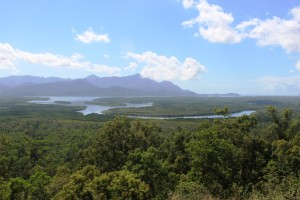 Hinchinbrook Island and Pasage