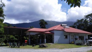 Mason's Cafe at Cape Tribulation