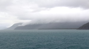 Cloud over Cape Tribulation