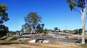 Rubyvale town centre