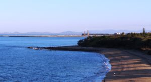 Lamberts Beach and Mackay Harbor