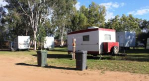 Mobile worker accommodation at Alpha