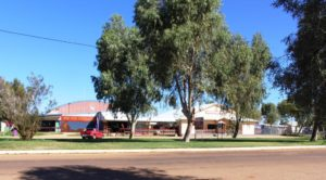 The Min Min Centre in Boulia