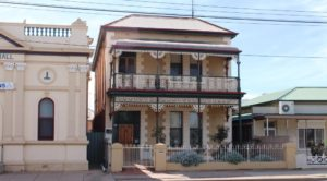 A stately home in Port Pirie