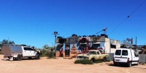 Silverton's Mad Max Museum
