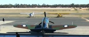 CA-13 Boomerang fighter
