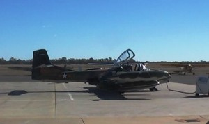 Cessna A-37B Dragonfly Fighter