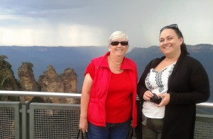 Ruth, Briony and the Three Sisters