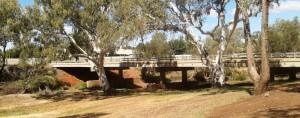 Warrego Bridge & Flood Barrier