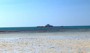 "My ""Fantasy Island"" - off Dingo Beach"