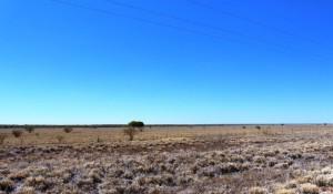 Flat terrain near Richmond
