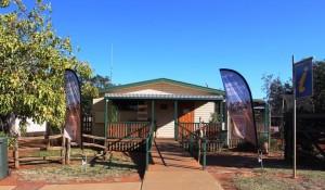 Windorah has a handy information centre