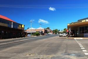 Dorrigo Main Street