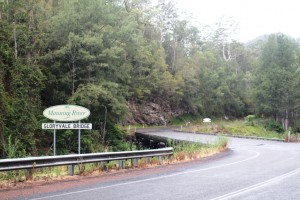 Gloryvale Bridge over the Manning River