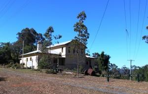Bulahdelah Court House is now a museum