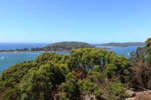 Palm Beach and Pittwater.