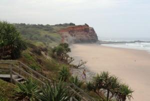 Red Cliff headland