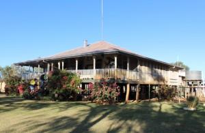 Alaric Station - now a veteran's retreat
