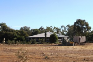 A home at Thylungra Station