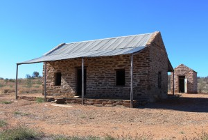 Restored police station and lockup