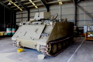 Ron's Armored Personnel Carrier