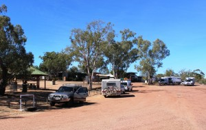 The road house at Belyando Crossing