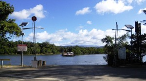 The Daintree Ferry
