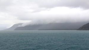 Cloud over Cape Tribulation