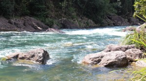 Tully River white water