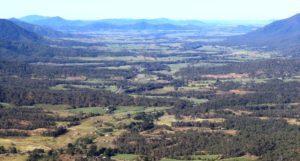 The Pioneer Valley from a Sky Window viewing area