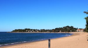 Sunset Beach at Shoal Point