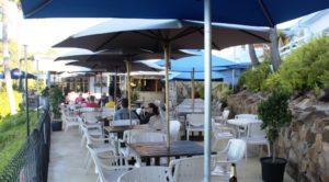 Eimeo Hotel deck