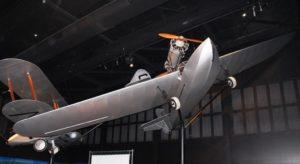A Hinkler designed amphibious airfraft
