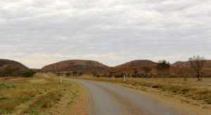 The ranges near Dajarra