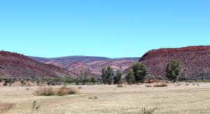 The beauty of the East McDonnell Ranges